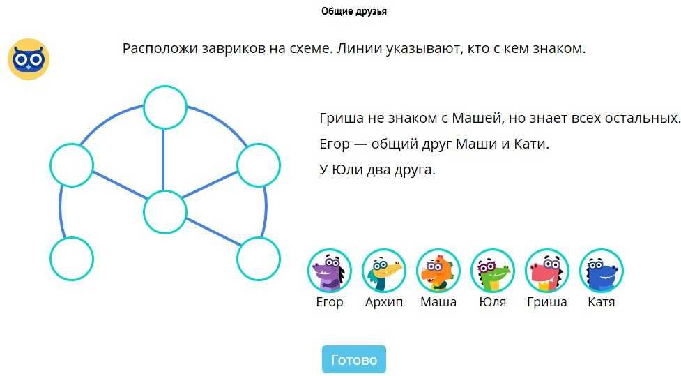 Учи.ру олимпиада по математике «Заврики» 1-4 класс