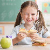 Правильный режим питания школьника