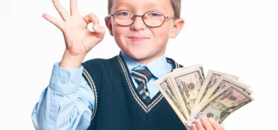 Заработок для школьника в интернете